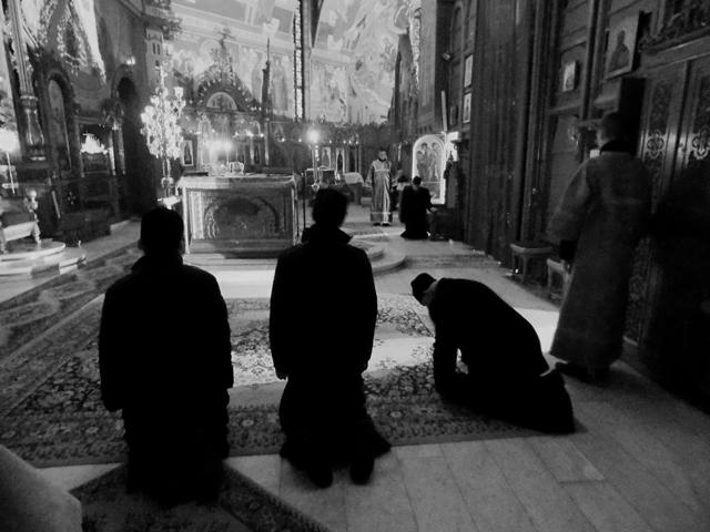 Porządek nabożeństw w III tygodniu Wielkiego Postu