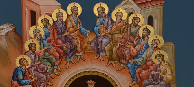 Zaproszenie na Dzień Świętego Ducha – święto parafialne
