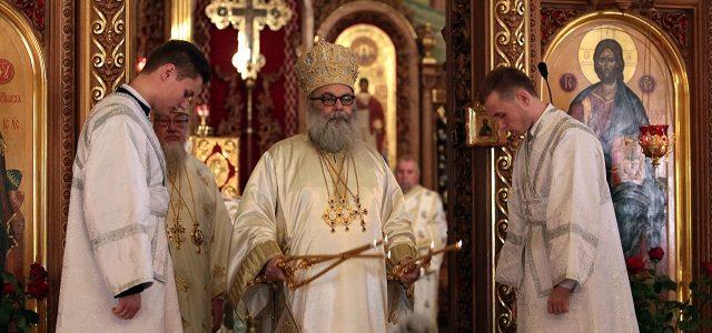 Wizyta Jego Świątobliwości Jana X Patriarchy Antiochii i Całego Wschodu