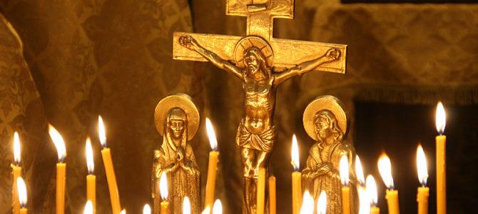 Modlitwa za zmarłych w naszej parafii