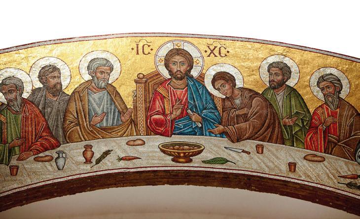 O przyjmowaniu Św. Eucharystii w Paschalną Noc