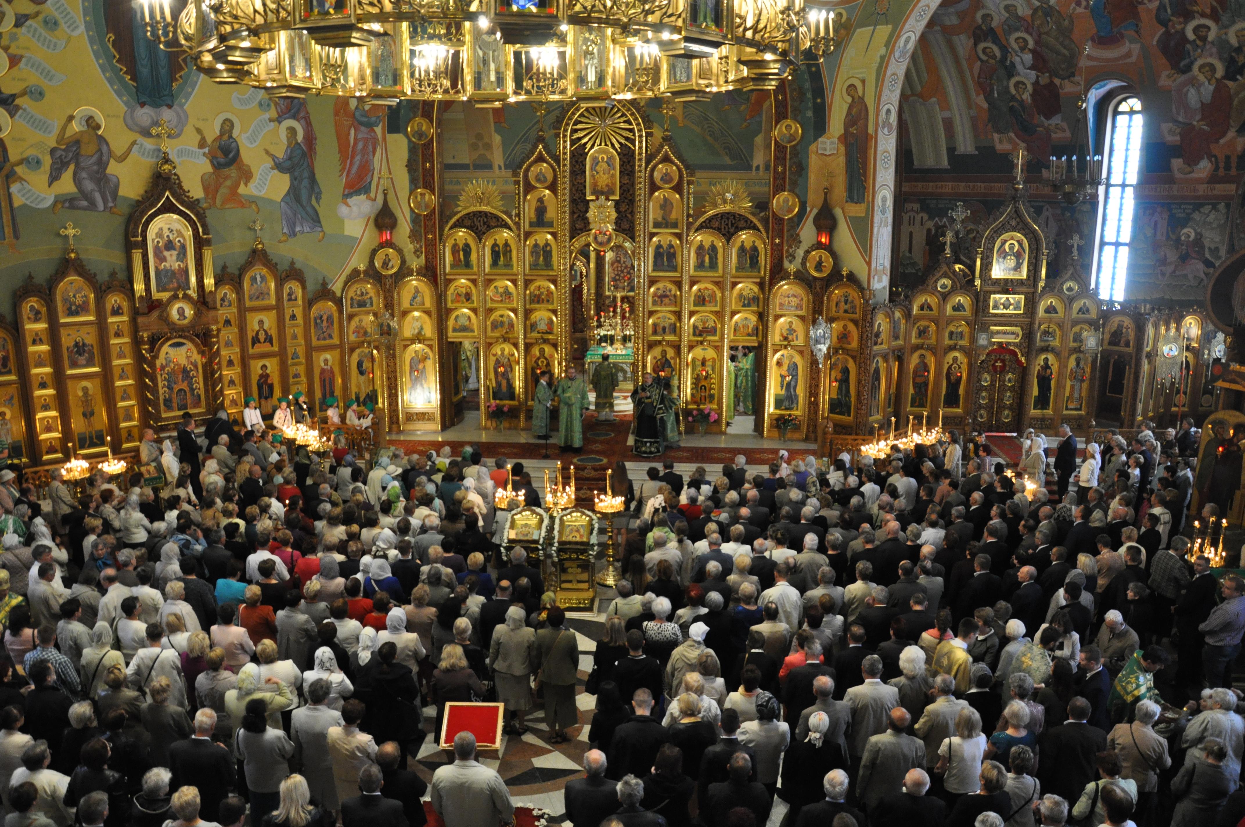 Dzień Świętego Ducha w naszej parafii