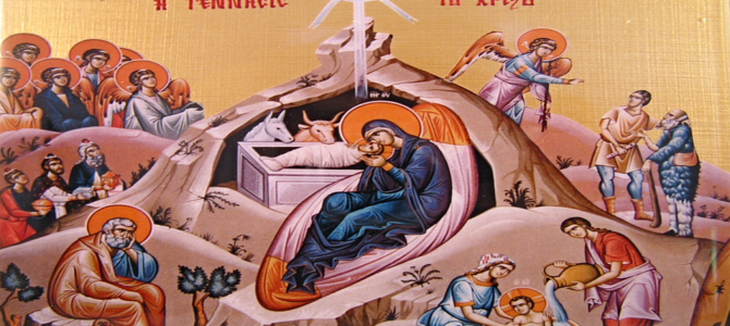 Harmonogram nabożeństw świąt Narodzenia Pańskiego oraz Objawienia Pańskiego