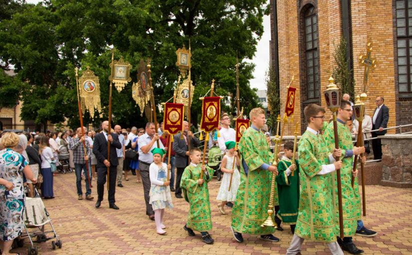 Dzień Świętego Ducha – relacja ze święta parafialnego